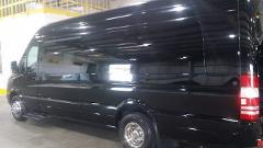 Private van (11)passenger