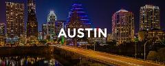 Houston to Austin Private PASSENGER VAN service
