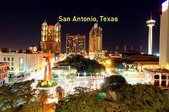 Houston to San Antonio Private PASSENGER VAN service