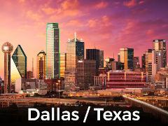 Houston to Dallas Private PASSENGER VAN service