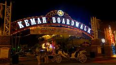 Tour #5 PRIVATE Kemah Boardwalk Day Trip [FAMILY PACKAGE 5+]