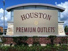 Tour #8 PRIVATE Houston Premium Outlet Shopping Mall & Lunch Tour