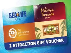 Sydney Attractions 2Combo Pass