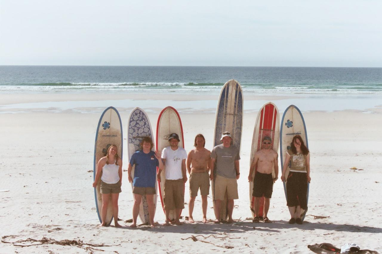 ADULT SURF AND YOGA CAMP (CAMPING)