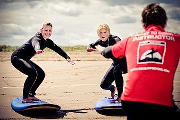 SURF BEGINNER LESSON