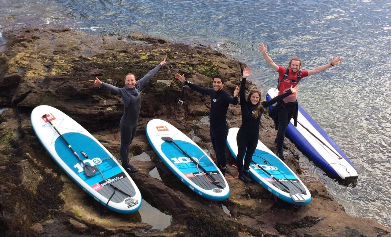 ADULT SURF AND ADVENTURE HOLIDAY COURSES