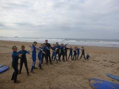 SURF SCHOOL GROUPS