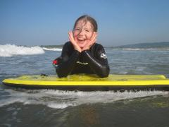 Beginner Bodyboard Lesson