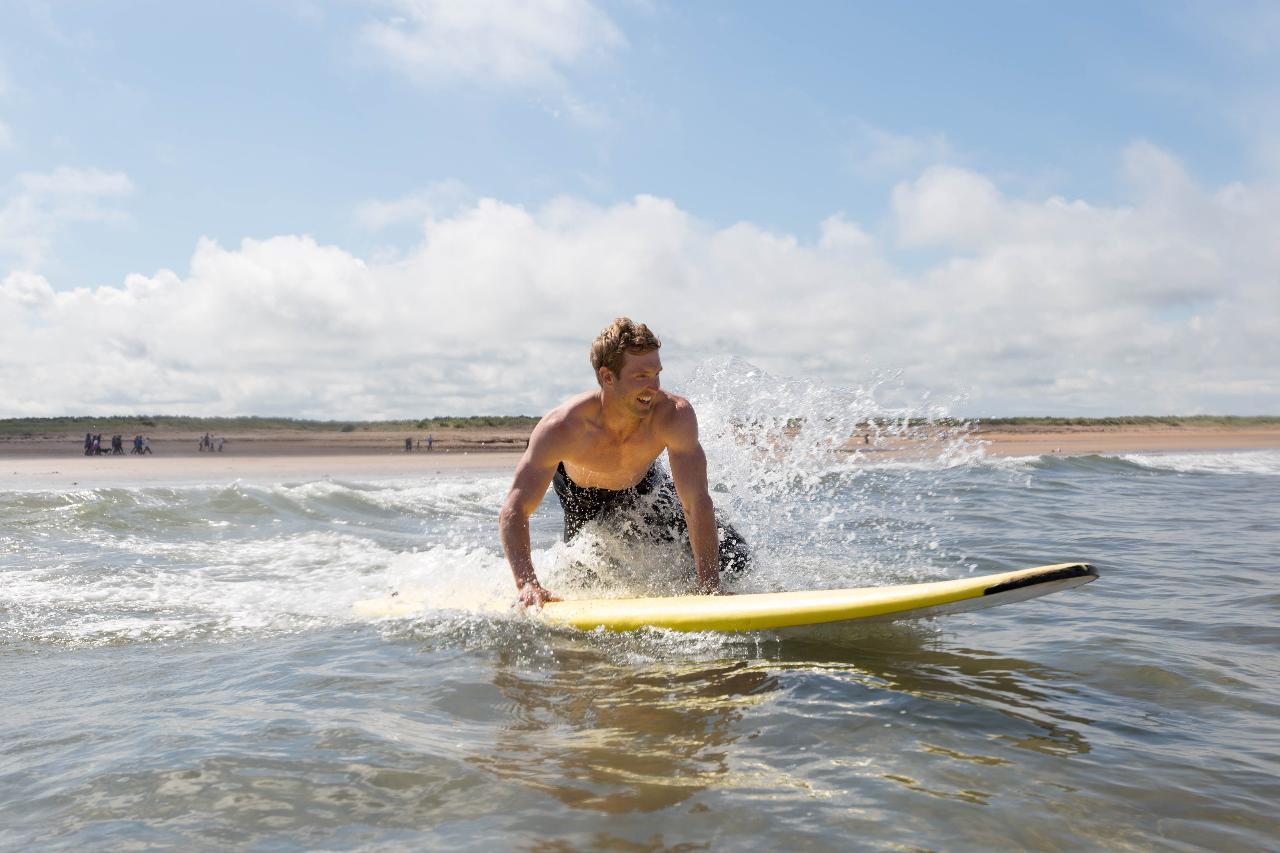 SURF BEGINNER ZERO - SKILL BUILDING FLAT WATER