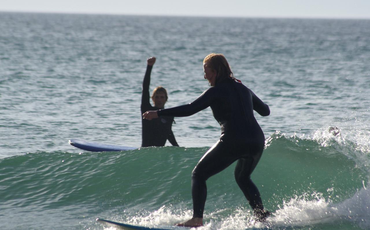 SURF BEGINNER SKILL BUILDER