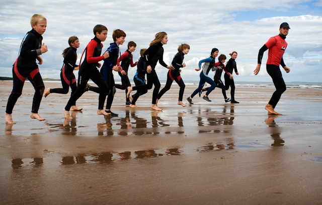 JUNIOR SURF AND ADVENTURE HOLIDAY COURSES