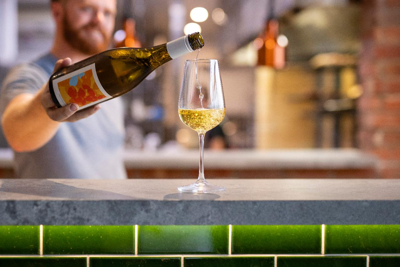 City Winery Tour and Wine Tasting