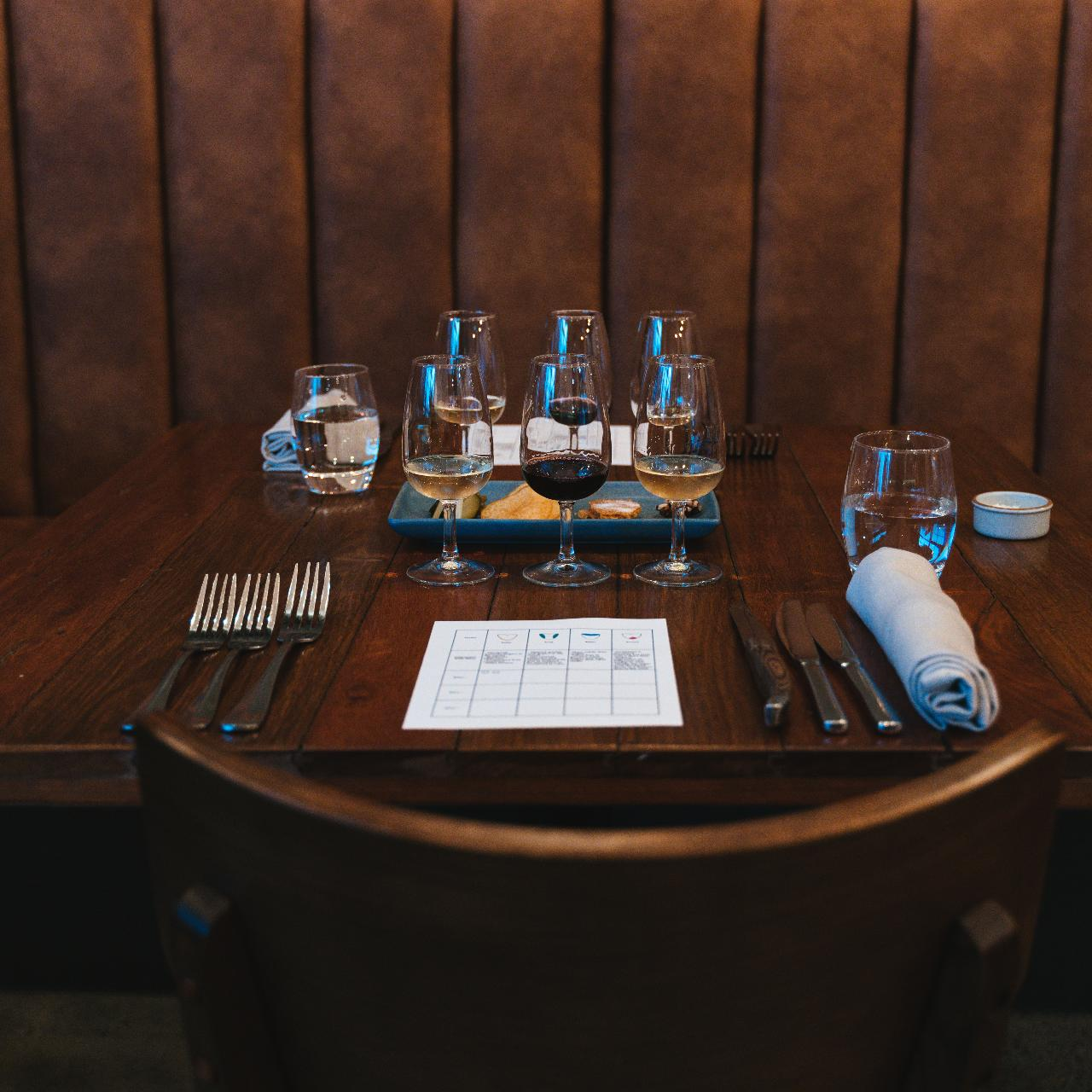 In Home/Hotel Wine and Food Pairing Experience
