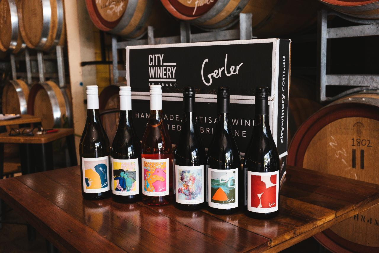 Self-Guided City Winery Wine Tasting