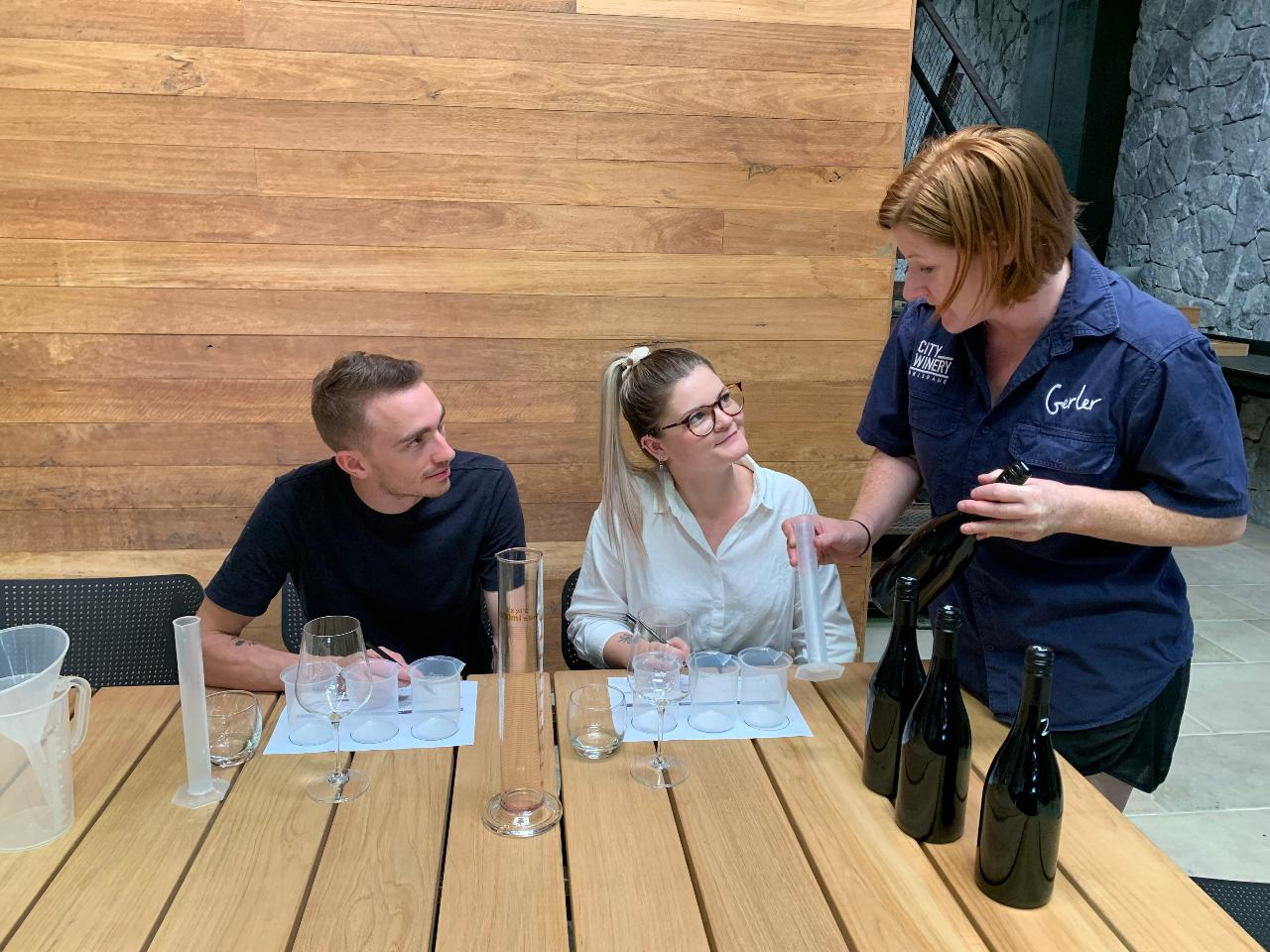 In Home/Hotel Wine Blending Workshop
