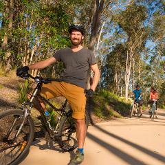 Mountain Bike 1 day hire