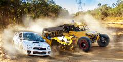 V8 Buggy & Rally Car  & YXZ Combo 3- 20 Laps - SYD