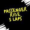 PASSENGER RIDE  5 LAPS - SYD