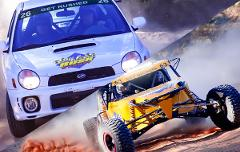 V8 Buggy & Rally Car Combo 1- 18 Laps - SYD