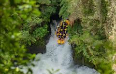 Kaituna River - Grade 5 white water rafting