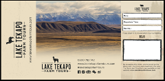 Lake Tekapo Farm Tours - Gift Card