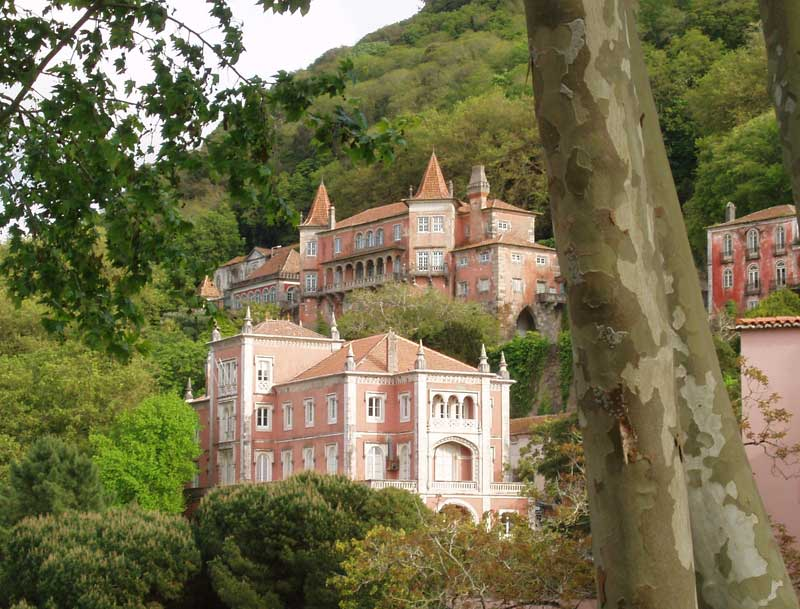 Sintra + Cascais Private Tour