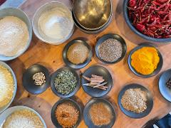 Guest Chef: Ashmita's Indian cooking class