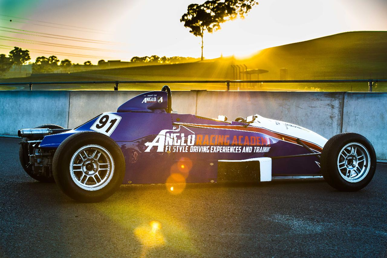 """Formula Ford Drive and Ride Combo 5 Laps + 2 Passenger """"Hot Laps"""" - SMSP"""