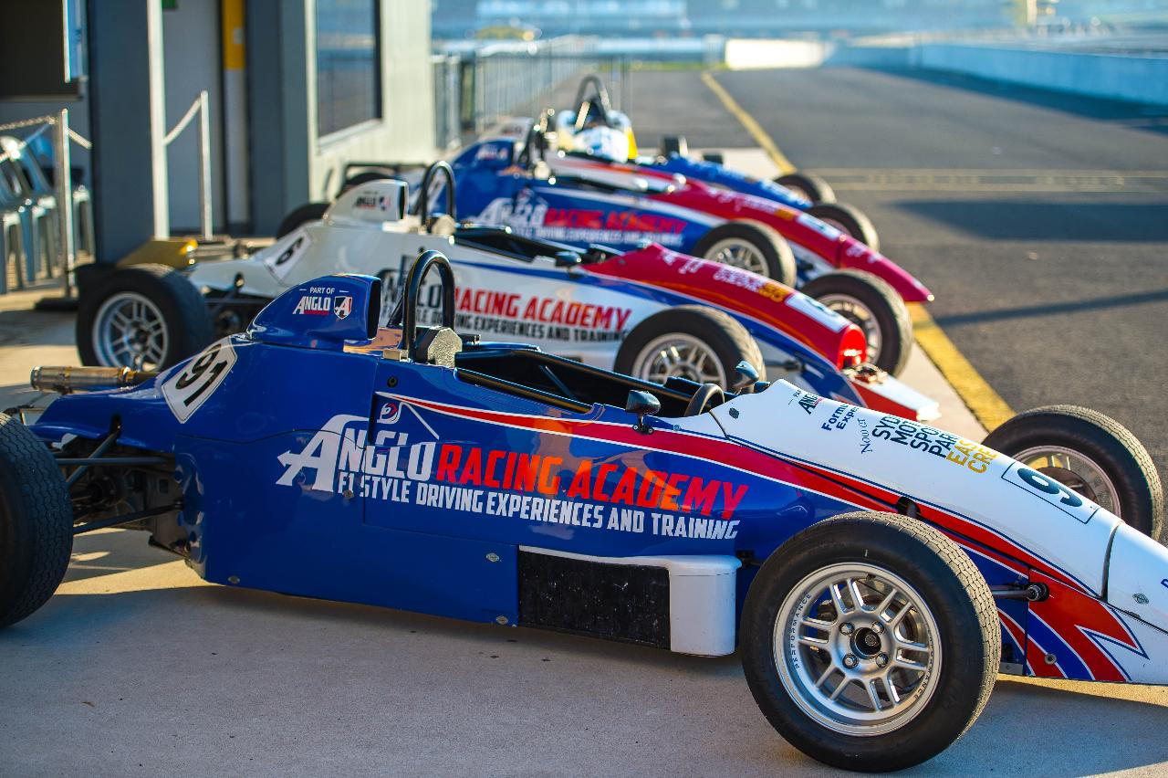 """Formula Ford Drive and Ride Combo 10 Laps + 2 Passenger """"Hot Laps"""" - SMSP"""