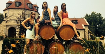 Bachelorette Sip, Savour and Chocolate Factory Afternoon Wine Tour ( 1pm Start)