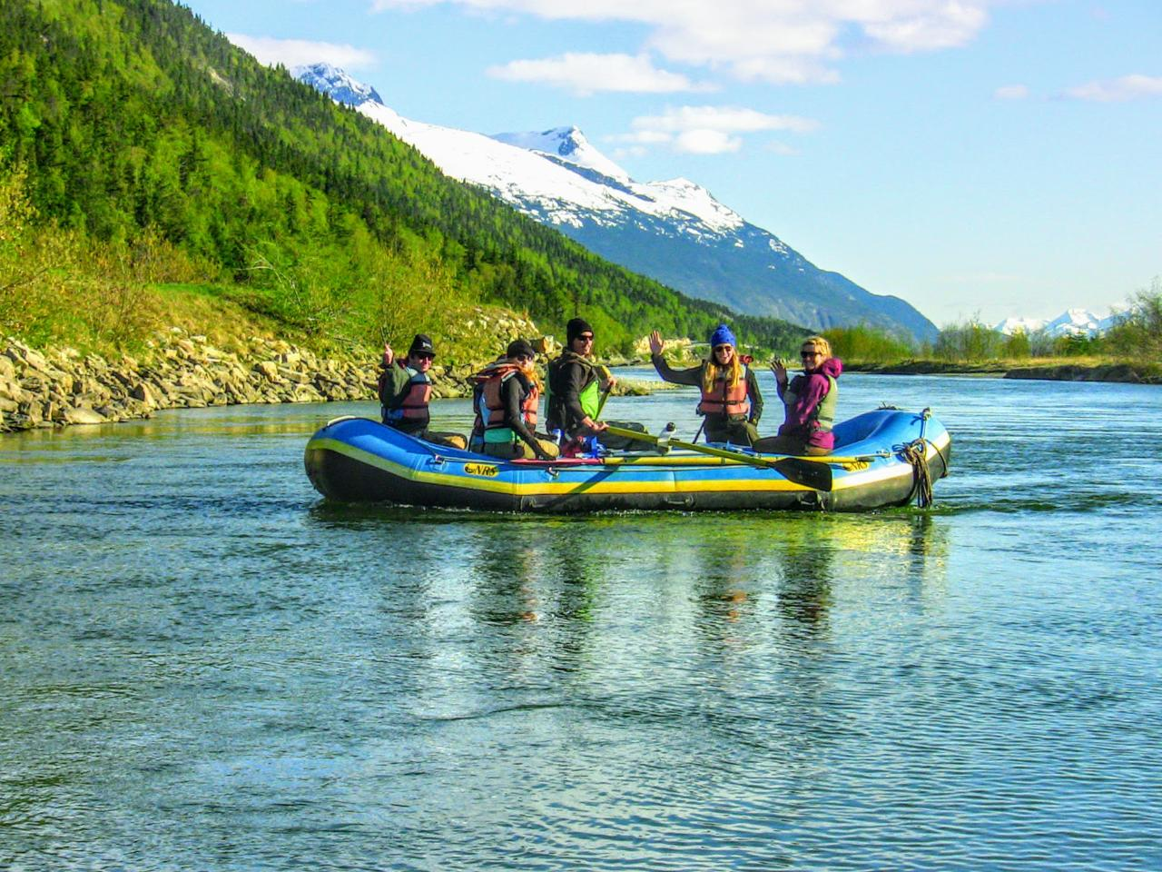 Scenic River Float