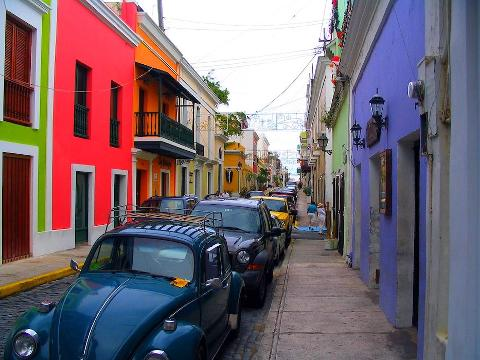 Private Walking Tour of San Juan