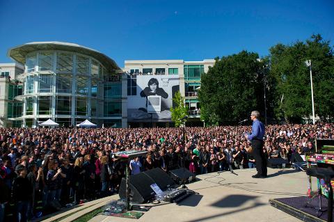 Private Excursion to Silicon Valley