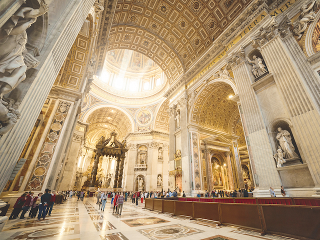Early Bird & Group Tour: Secrets of the Vatican Museums, Sistine Chapel and St Peter's photo 2