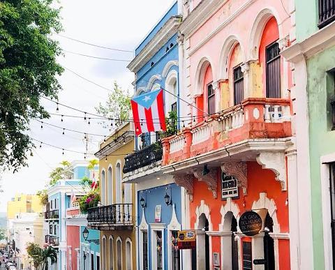 Private Walking Tour of Old Town San Juan