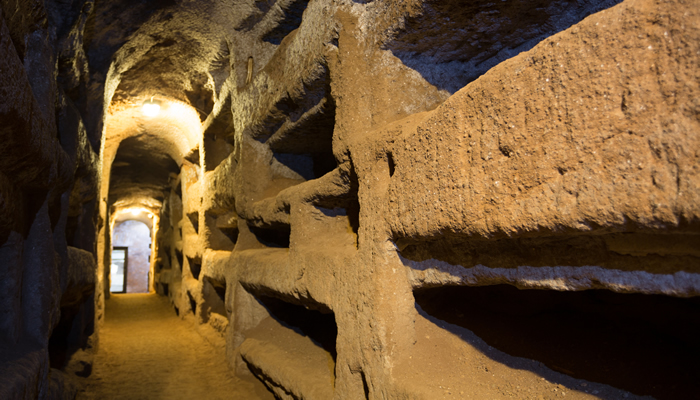 Underground Rome: Ancient Catacombs and Secret Temples photo 3