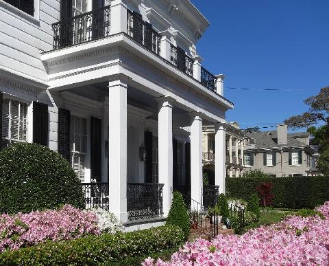 Private Walking Tour of New Orleans' Garden District
