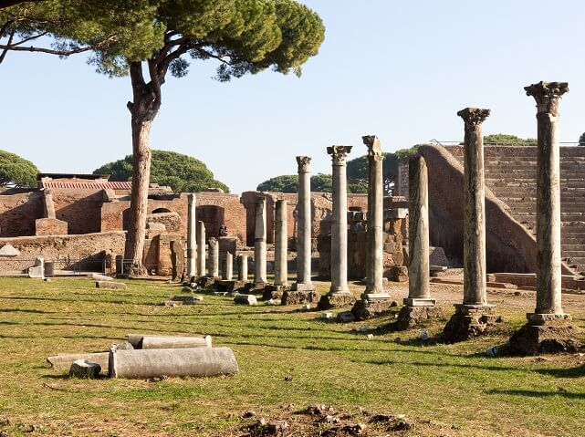 Ostia Antica: The Lesser-Known Roman Town photo 6