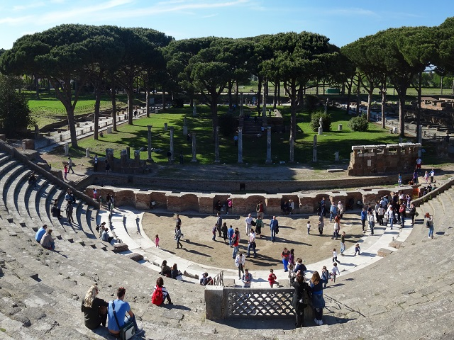 Ostia Antica: The Lesser-Known Roman Town photo 5