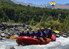Rafting Medio-dia / Rafting Half-day