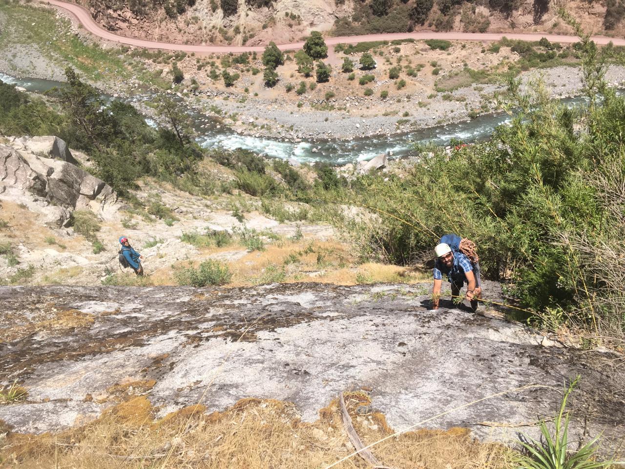 Escalada Dia entero / Climbing Full-day