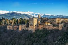 Alhambra y Generalife Level en Español