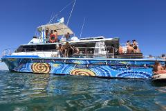 EARLYBIRD SPECIAL Swan River or Rottnest Cruise All Day Charters