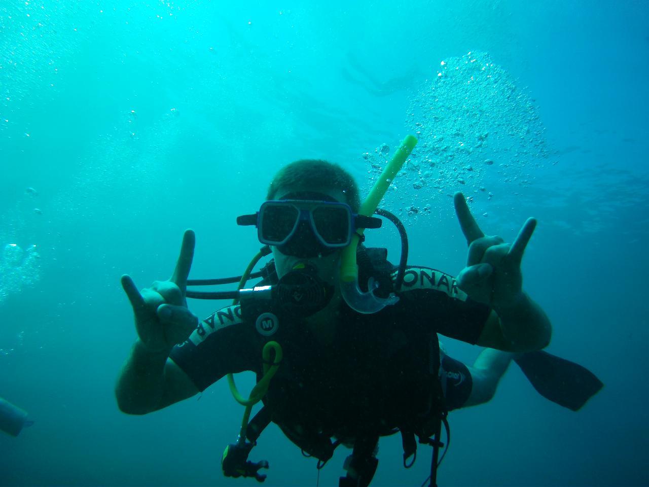 Dive the Ningaloo too!