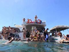 New Years Eve and Australia Day Fireworks Cruises - Earlybird Special