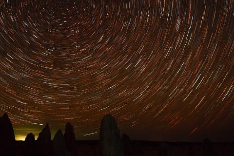 Pinnacles Astro Photography