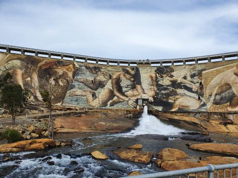 Wellington Dam Photo Tour