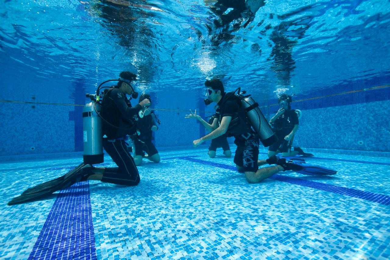 Refresher Scuba Review