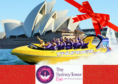 Sydney Tower + 4D Experience & Thunder Twist Gift Card