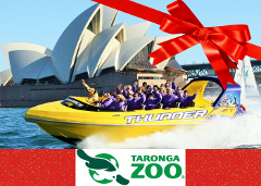 Taronga Zoo & Thunder Twist Gift Card